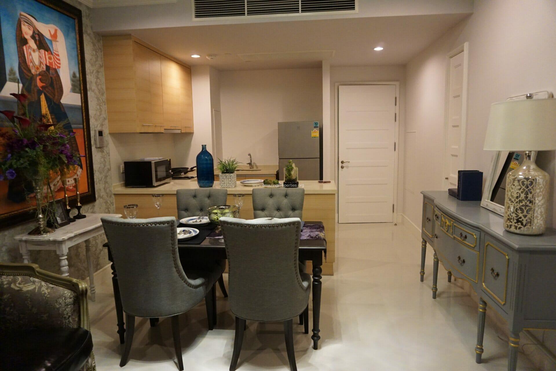 1 Bedroom Aguston Sukhumvit 22 for Rent (9)