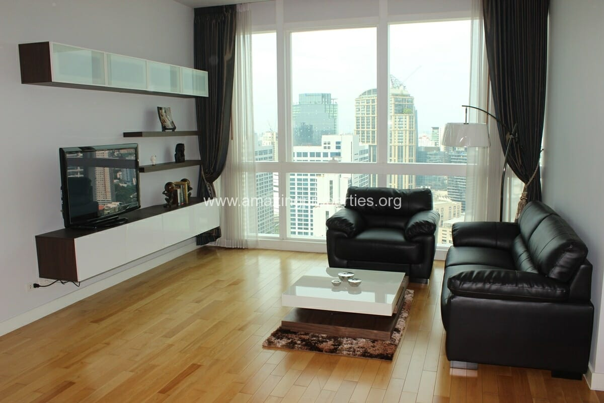 2 Bedroom Condo Millennium Residence Bangkok