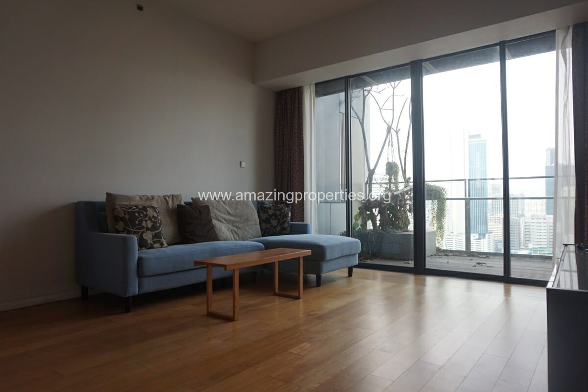 2 Bedroom Condo for Rent The Met Condominium (3)