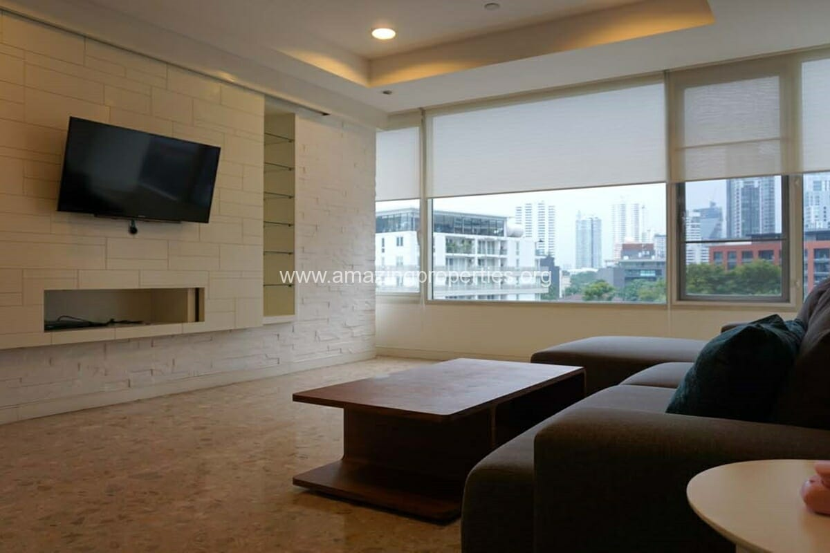 2 Bedroom condo for Rent Hampton Thonglor 10 (2)