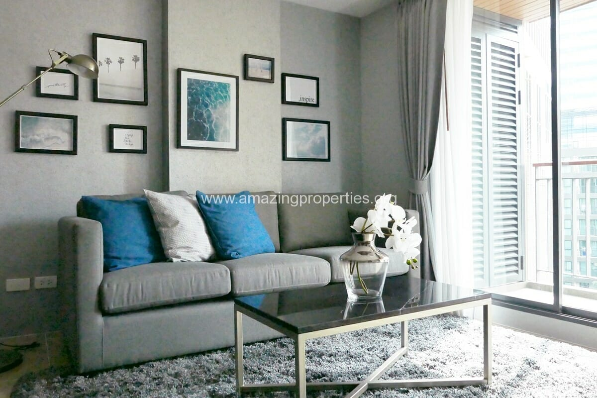 Mirage Sukhumvit 27 Asoke 2 bedroom Condo for Sale