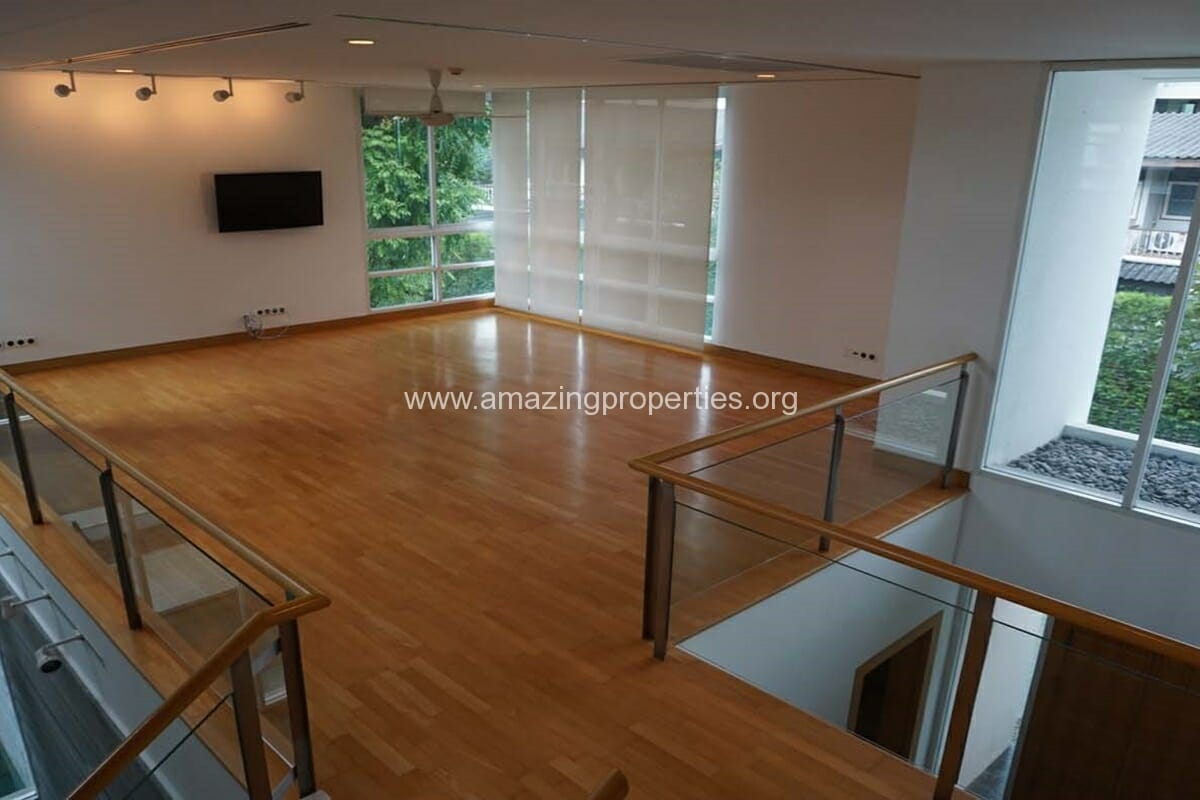 4 bedroom House for Rent The Trees Sathorn (18)