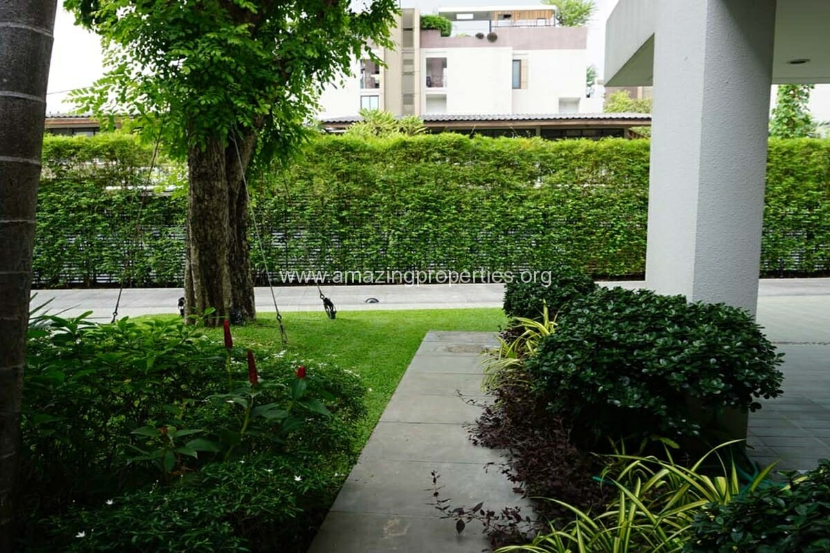 4 bedroom House for Rent The Trees Sathorn (2)