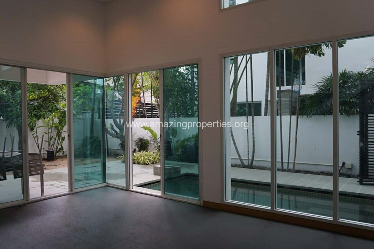 4 bedroom House for Rent The Trees Sathorn (20)