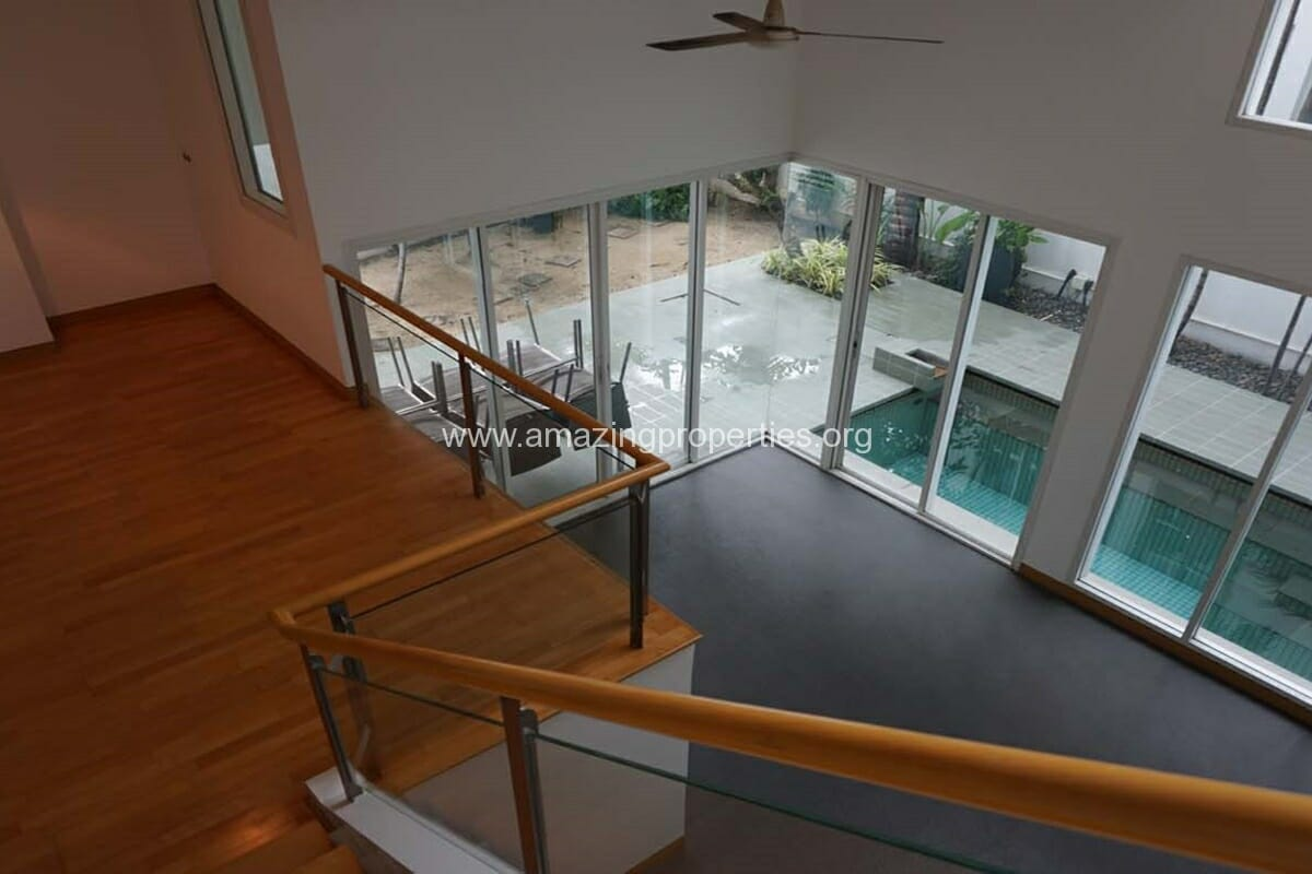 4 bedroom House for Rent The Trees Sathorn