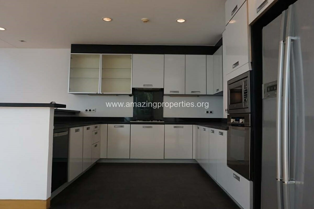 4 bedroom House for Rent The Trees Sathorn (6)