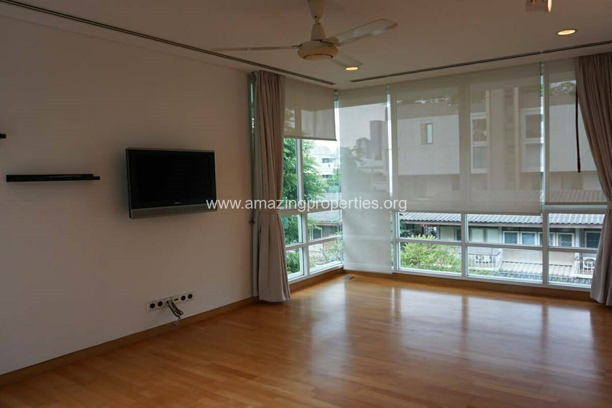 4 bedroom House for Rent The Trees Sathorn (7)