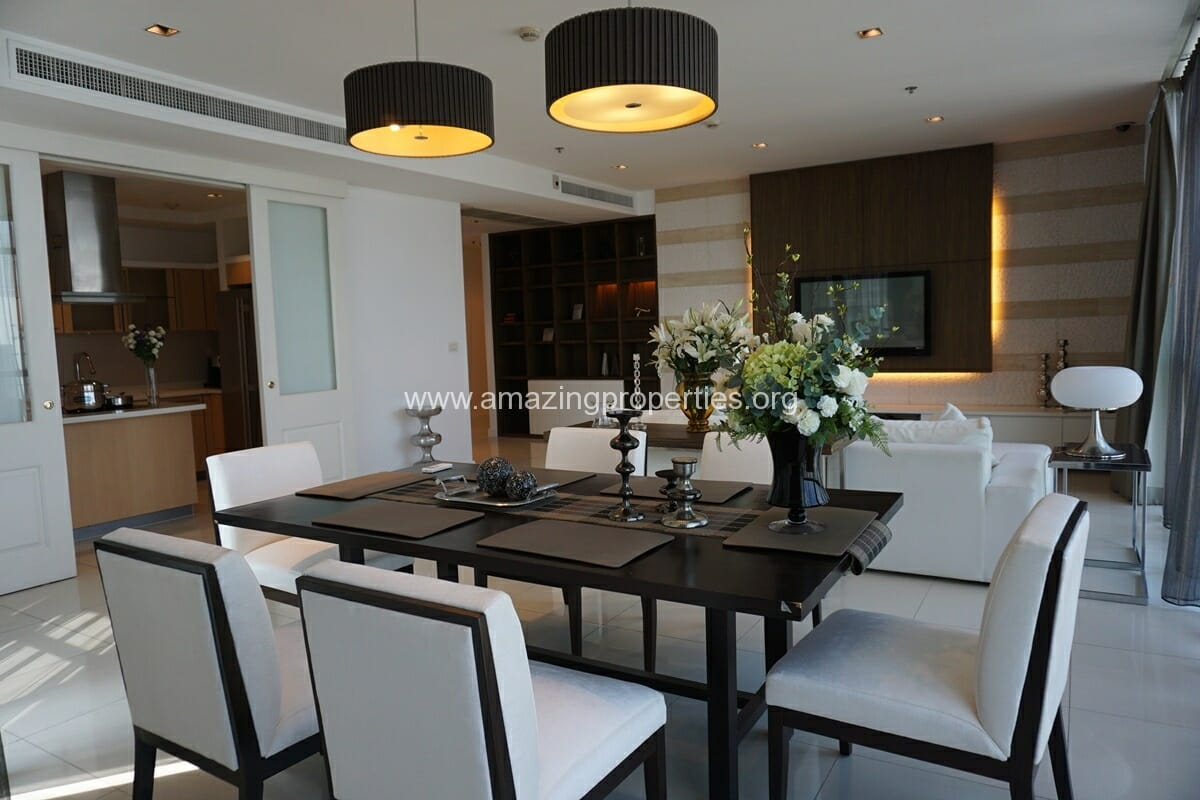 Athenee Residence 3 bedroom condo for Rent (12)