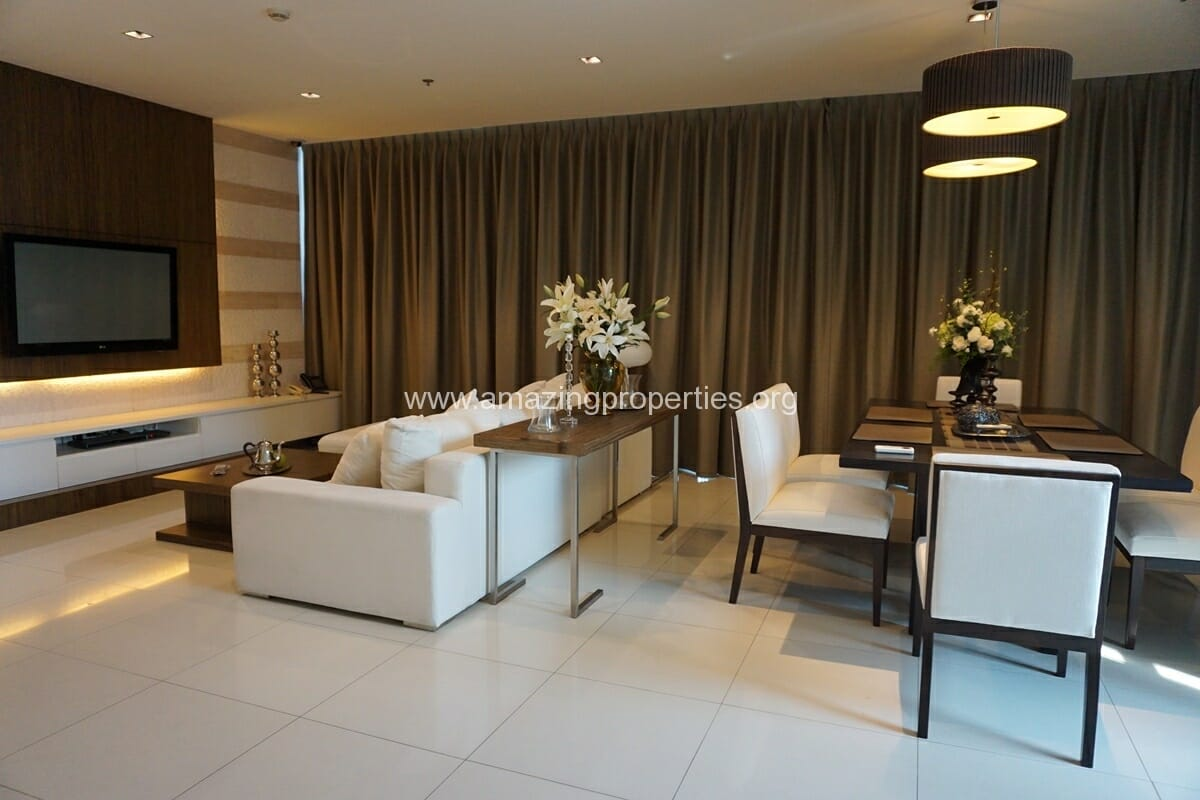 Athenee Residence 3 bedroom condo for Rent (17)