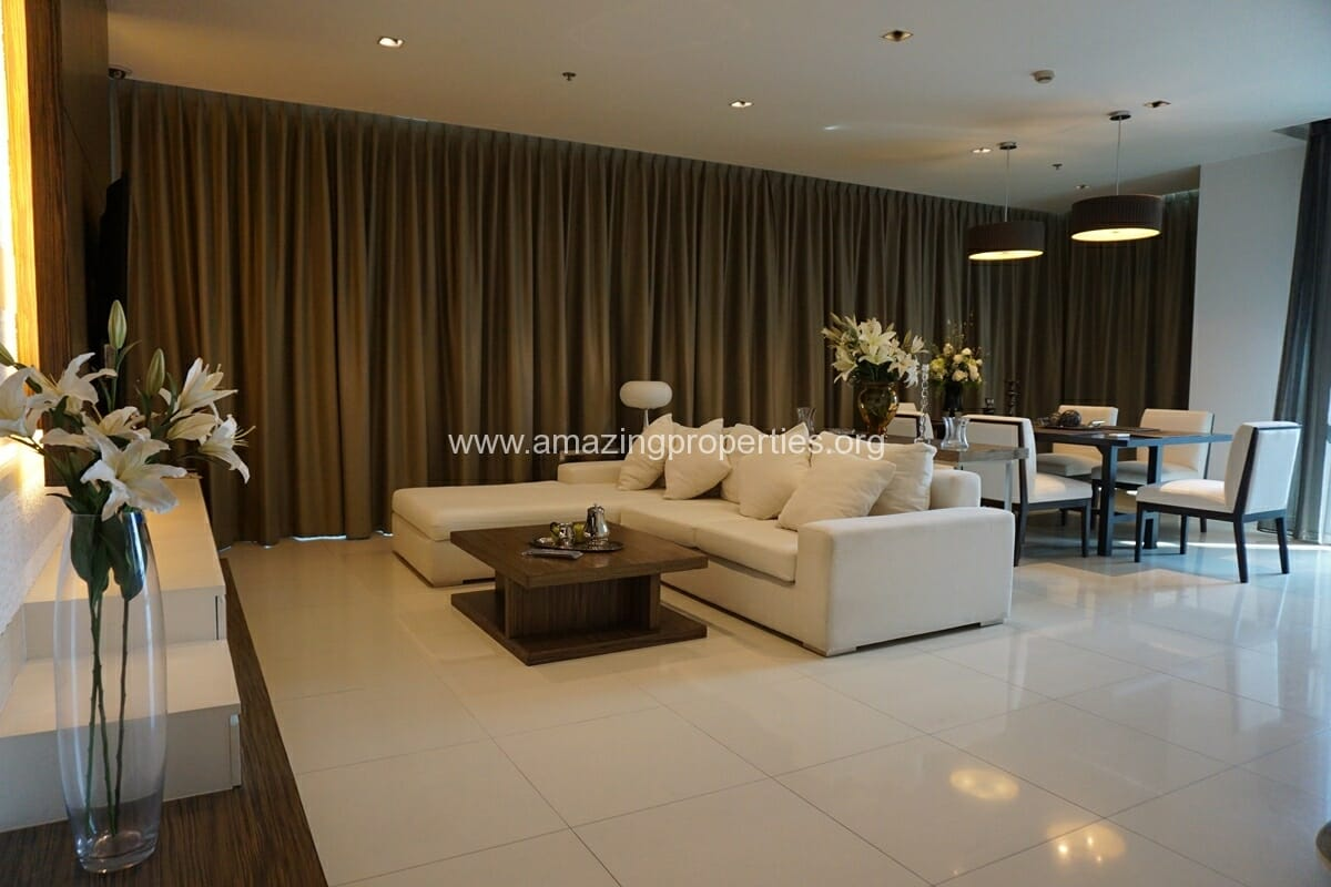 Athenee Residence 3 bedroom condo for Rent (3)