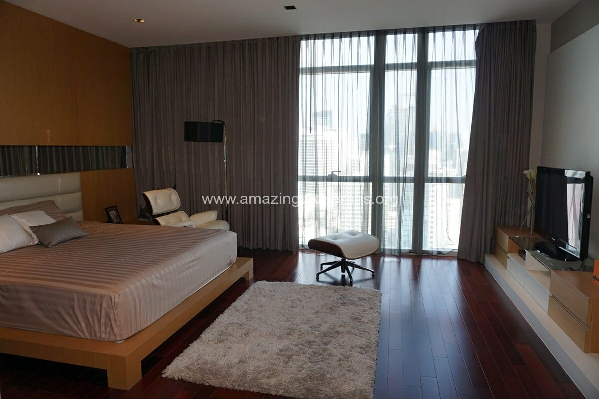 Athenee Residence 3 bedroom condo for Rent (30)