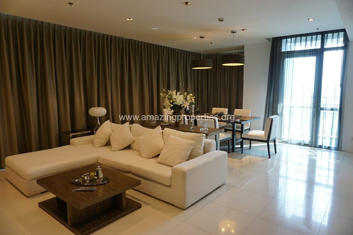 Athenee Residence 3 bedroom condo for Rent (4)