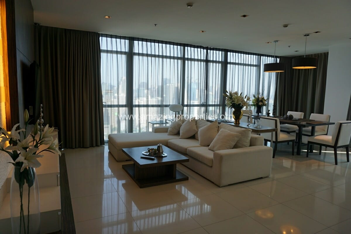 Athenee Residence 3 bedroom condo for Rent (7)