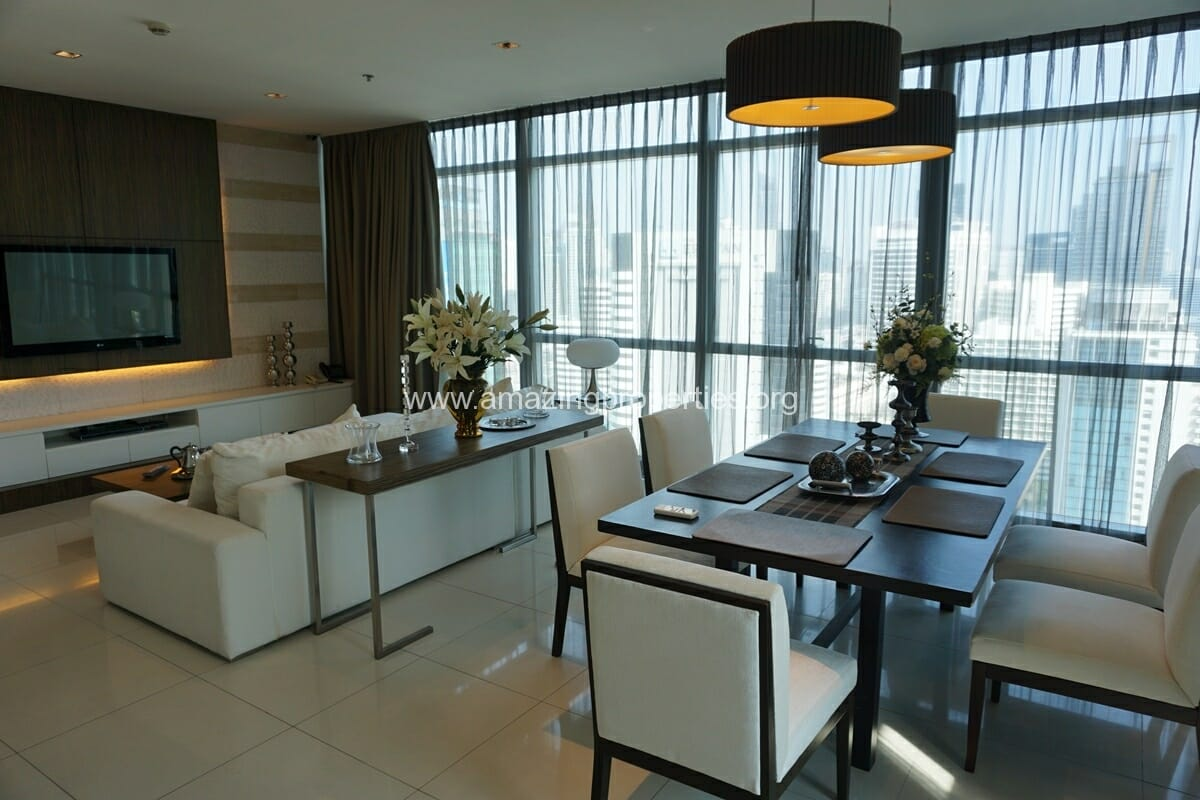 Athenee Residence 3 bedroom condo for Rent (8)