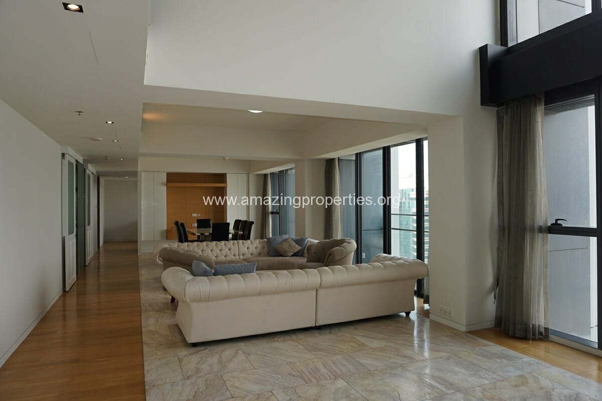The Met Duplex 4 Bedroom Condo for Rent