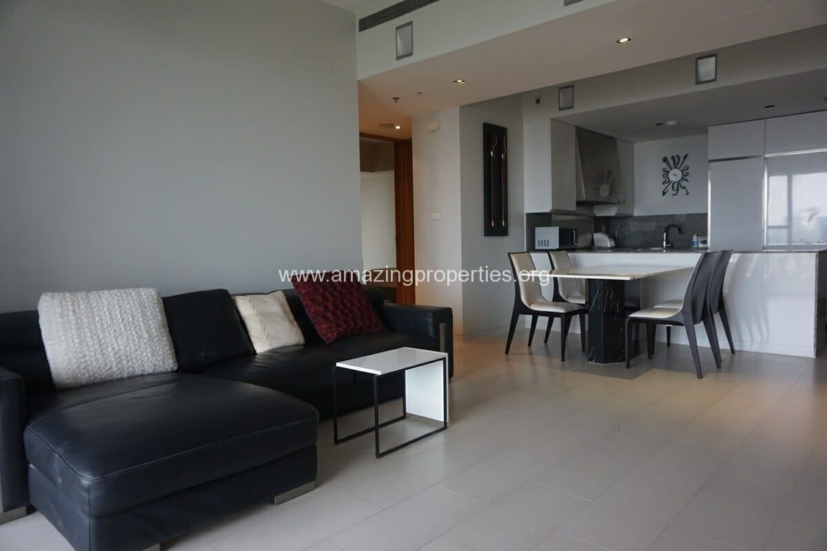 The Met Sathorn 2 bedroom condo for Rent