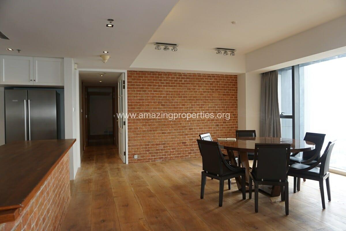 The Met Sathorn 3 Bedroom Condo for Rent (28)