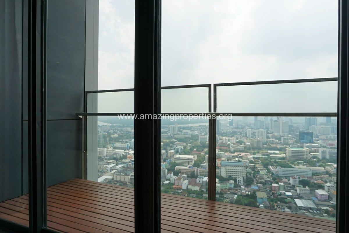 The Met Sathorn 3 Bedroom Condo for Rent (4)