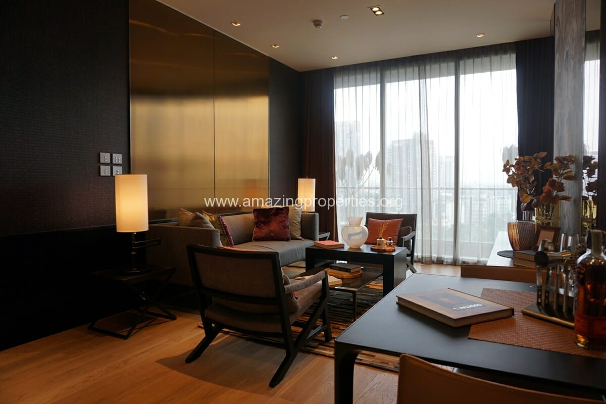 2 Bedroom Condo for Rent BEATNIQ Sukhumvit 32