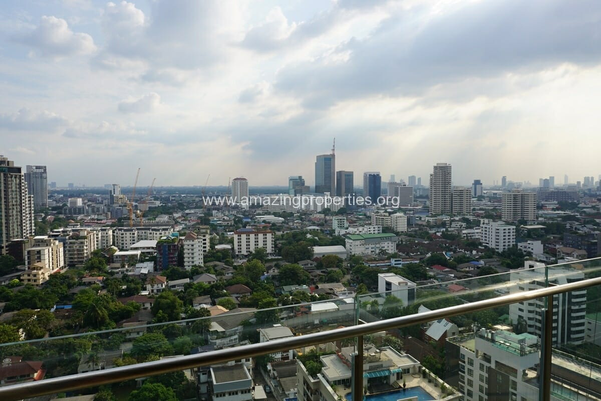 2 Bedroom Condo for Rent BEATNIQ Sukhumvit 32 (8)