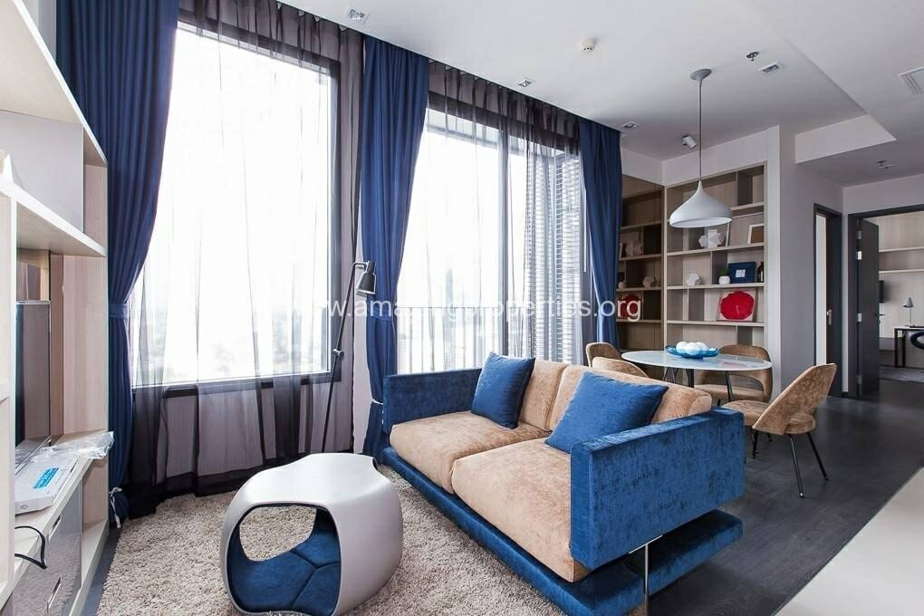 2 Bedroom condo for Rent at Edge Sukhumvit 23 (10)