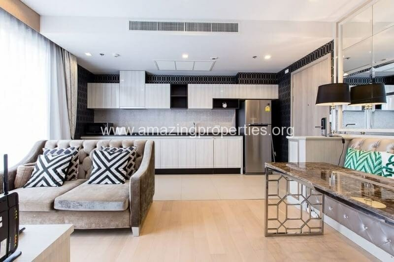 1 Bedroom Condo for Rent HQ Thonglor