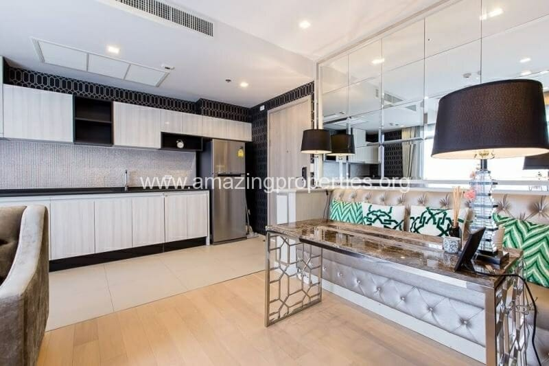 1 Bedroom Condo for Rent HQ Thonglor (8)