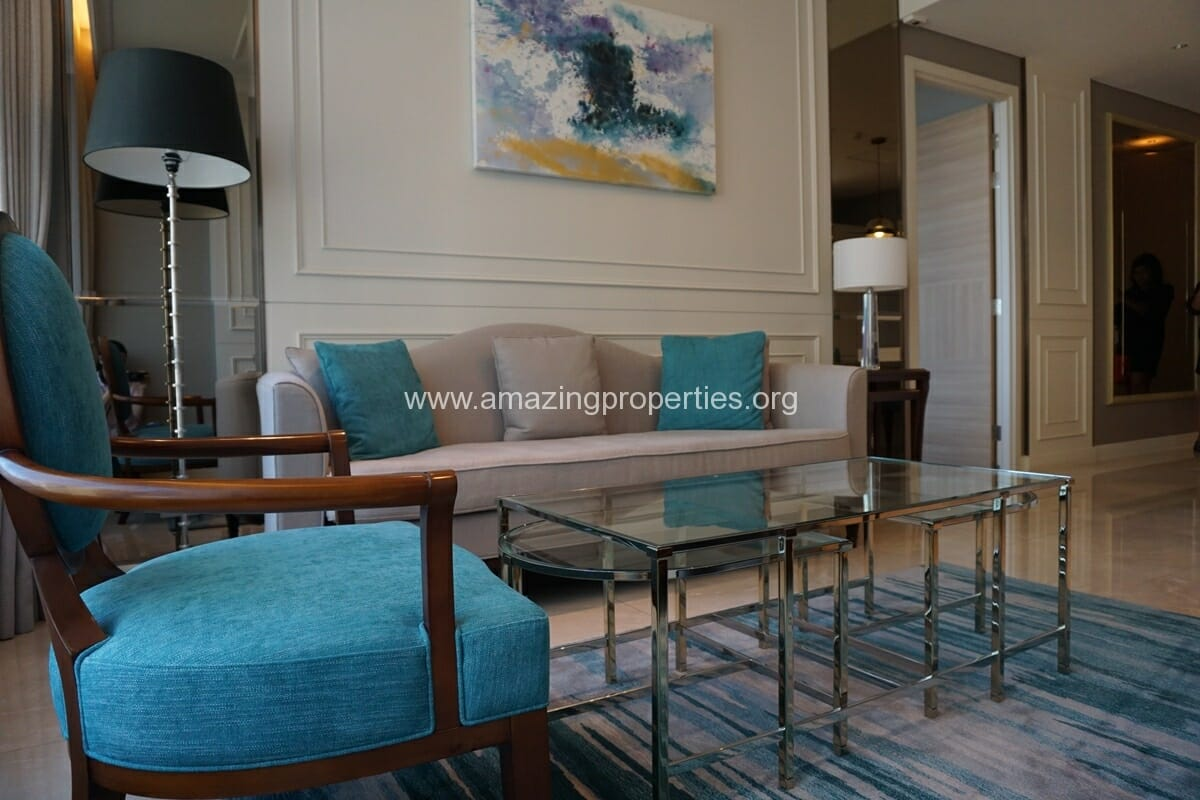 1 Bedroom Condo for Rent at Sindhorn Residence