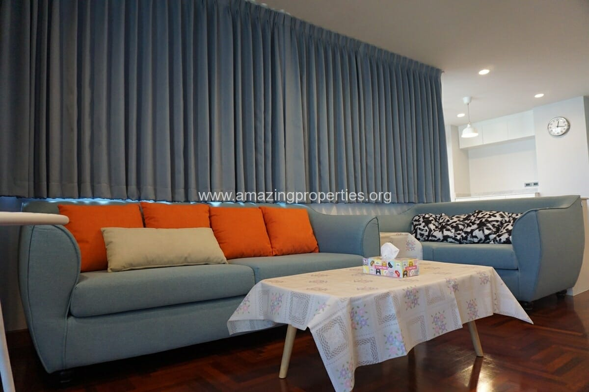 2 Bedroom condo for Rent at Lake Avenue Sukhumvit 16