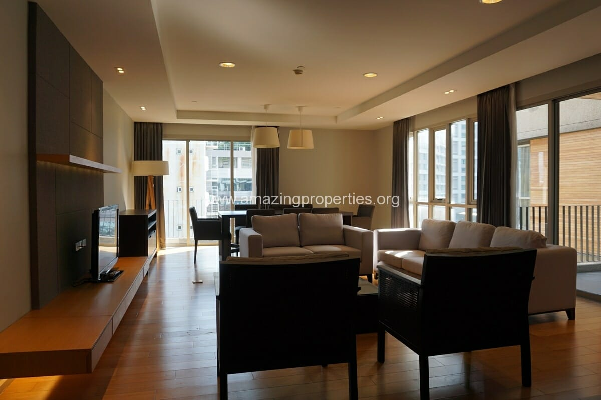 3 Bedroom Apartment for Rent at The Pine Crest Residence
