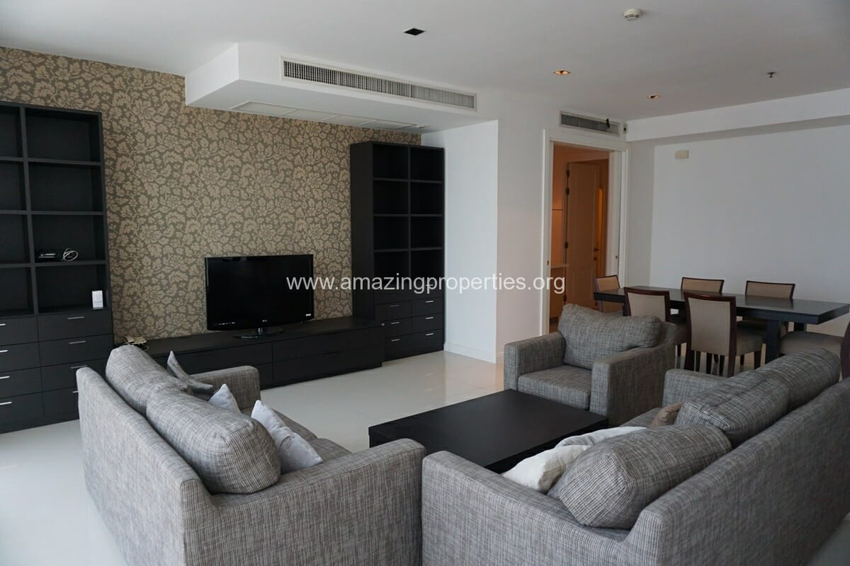 3 Bedroom condo for Rent at Athenee Residence