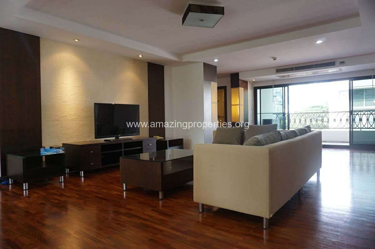 3+1 Bedroom Apartment for Rent at Mela Mansion