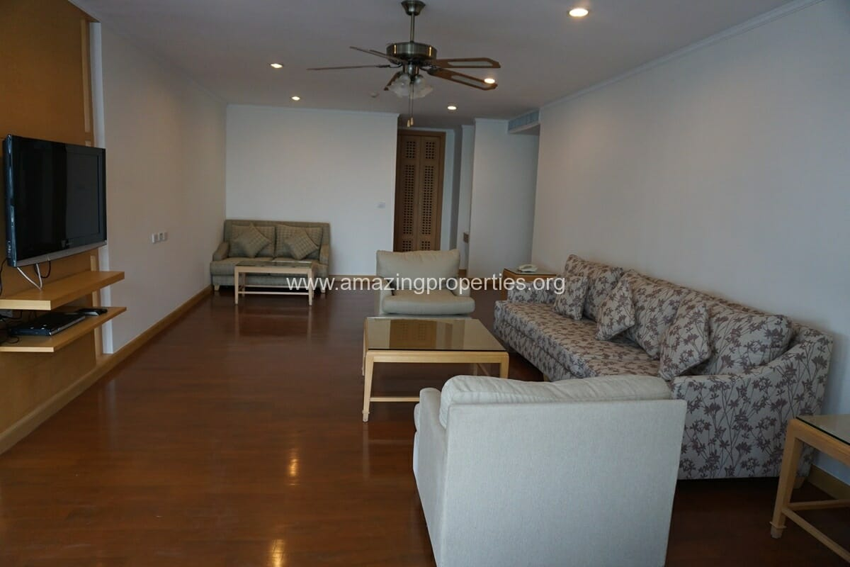 GM Height 3 bedroom apartment for rent