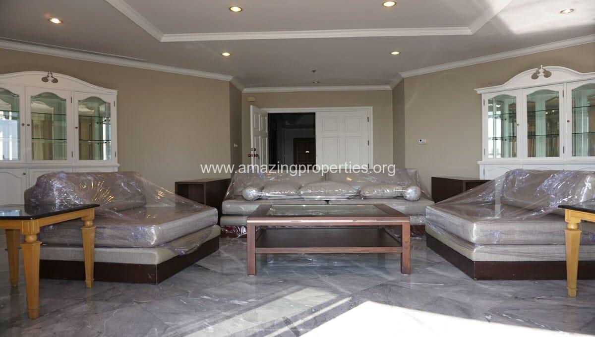 Ruamsuk 3 bedroom condo for rent (6)