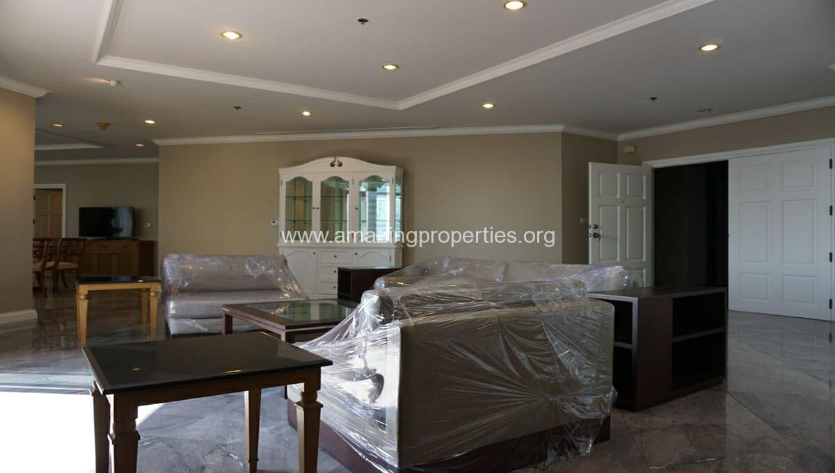 Ruamsuk 3 bedroom condo for rent (7)