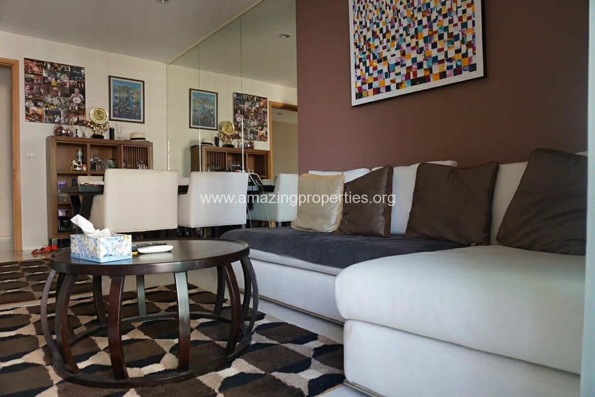 1 Bedroom Condo for Sale at Villa Asoke