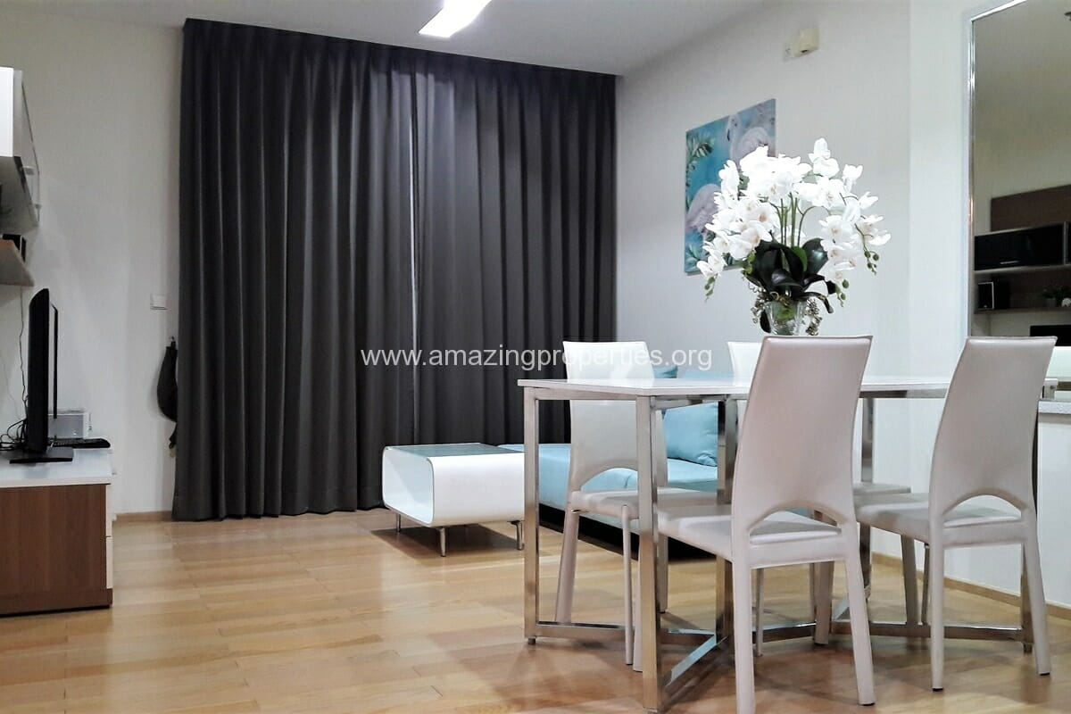 1 Bedroom condo for Rent at Siri at Sukhumvit