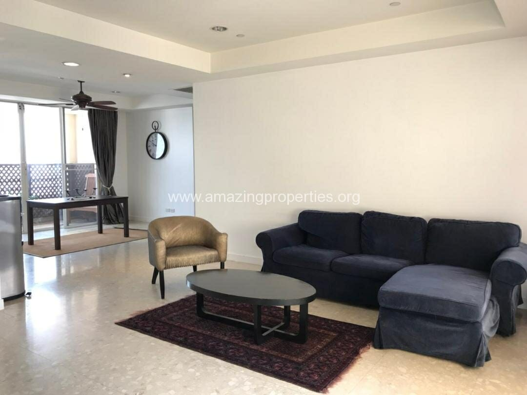 3 Bedroom condo for Rent Hampton Thonglor 10 (2)
