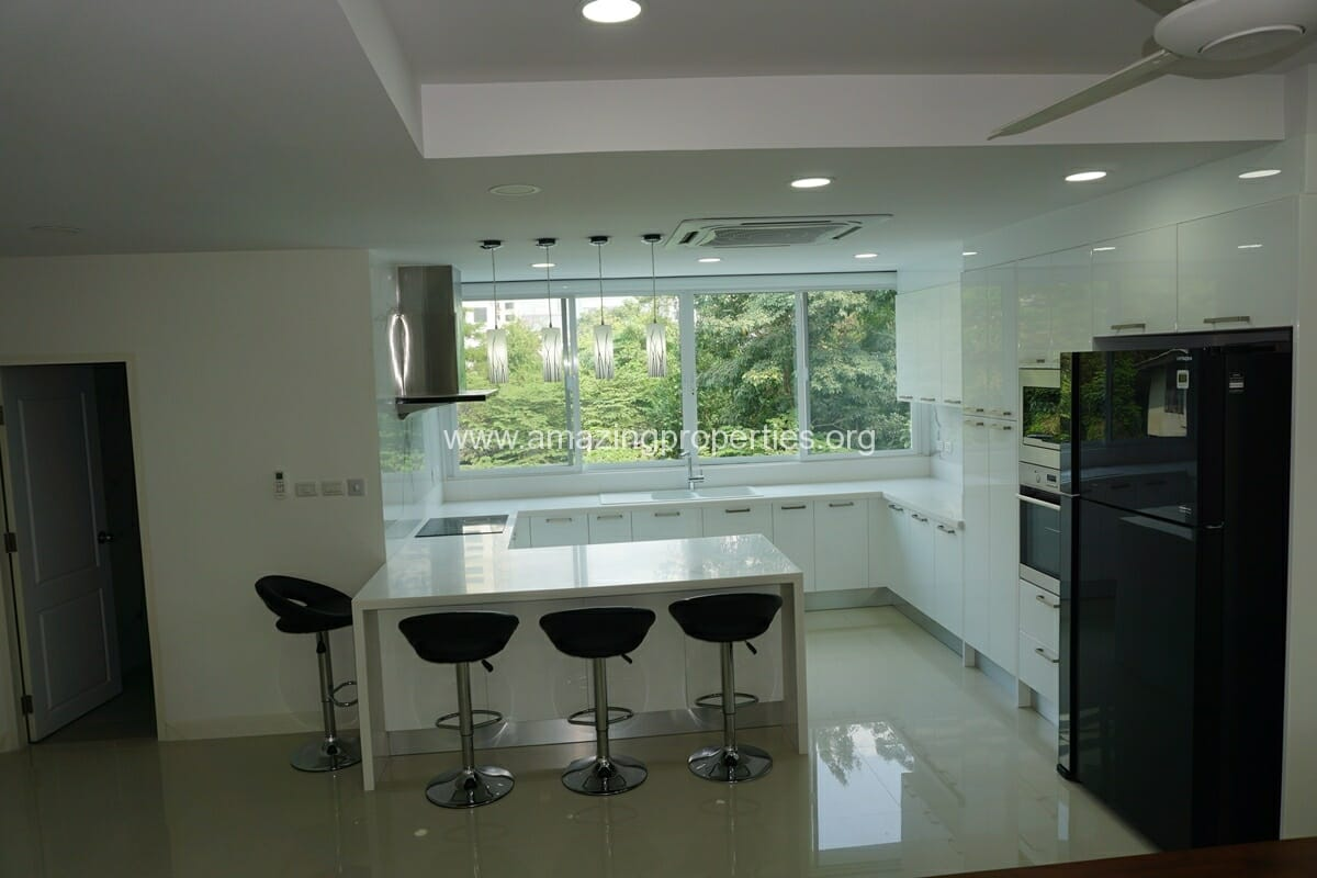House for rent at The Natural Place Phrom Phong