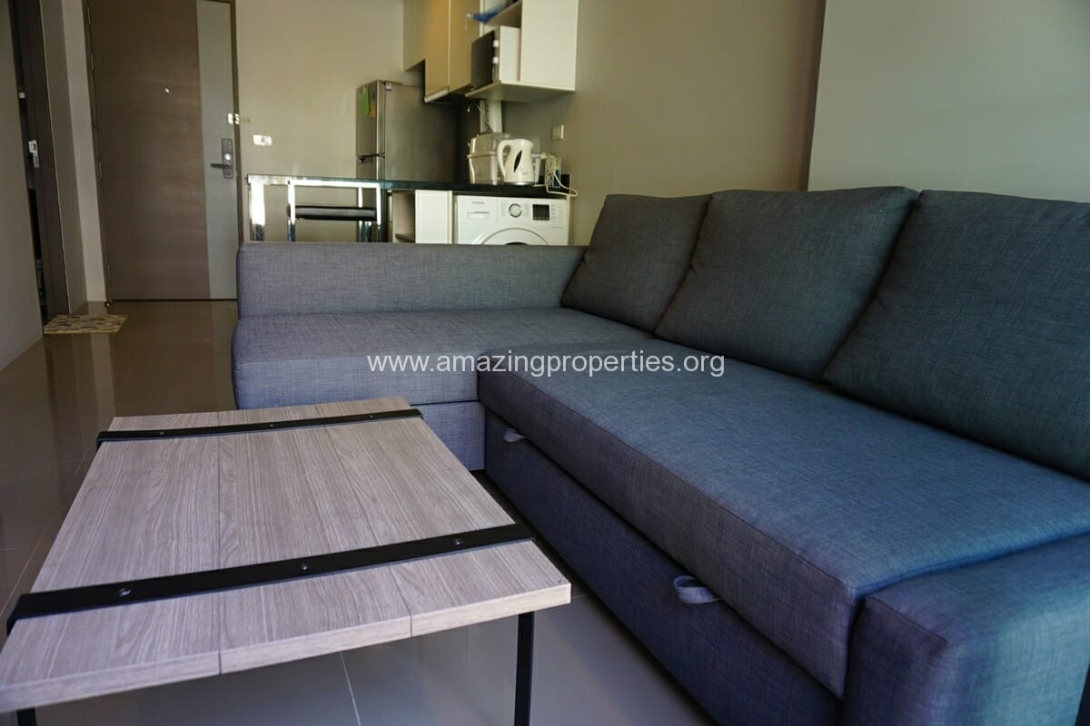 Mirage Sukhumvit 27 1 Bedroom Condo for Rent