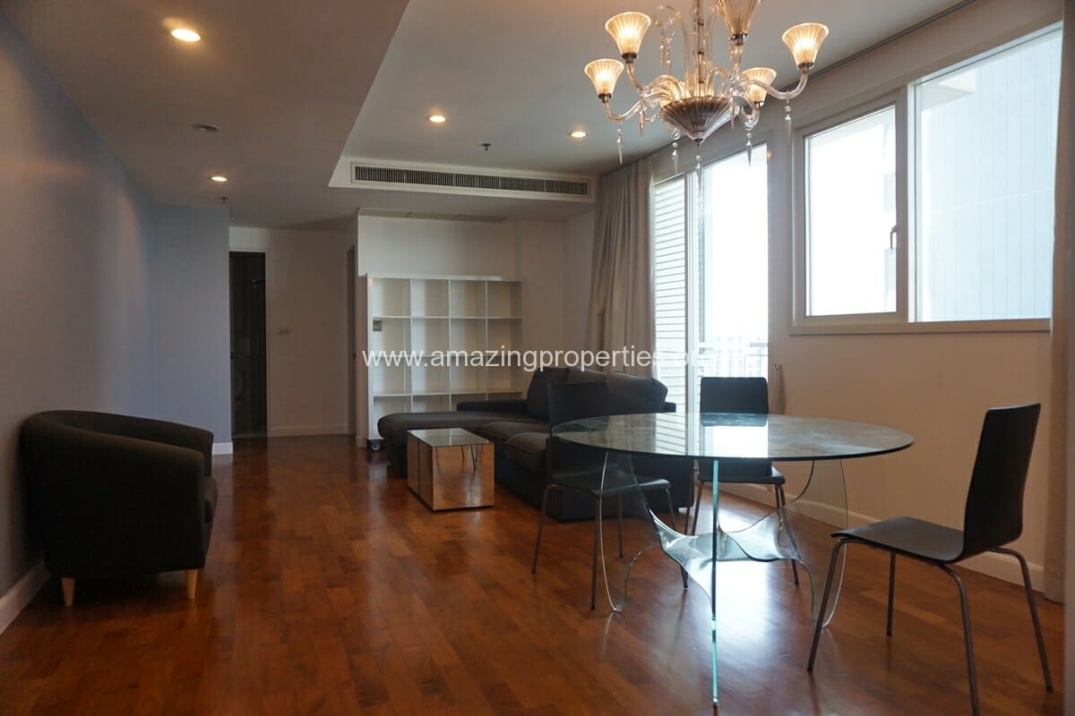 Rent 2 Bedroom Condo Baan Siri 31