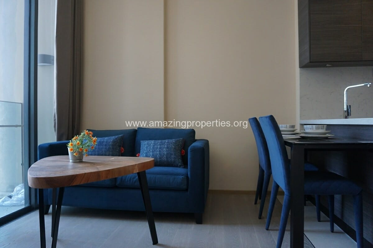 1 Bedroom Condo for Rent at The ESSE Asoke