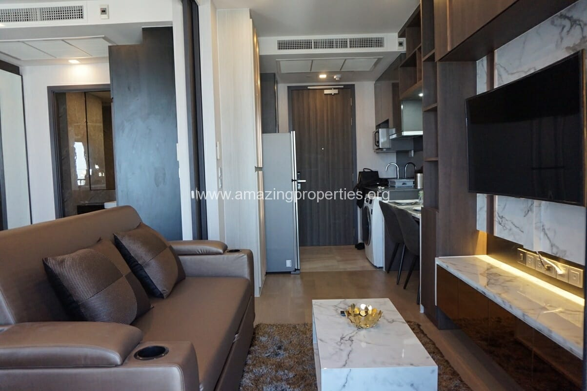 1 Bedroom condo for Rent at Ashton Asoke