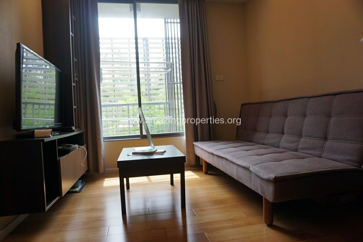 1 Bedroom Condo for Rent at Focus Ploenchit