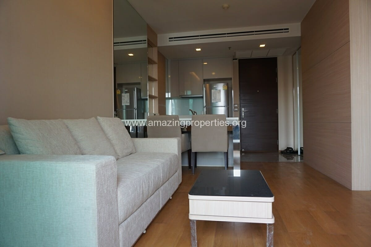 1 bedroom condo for Sale at The Address Asoke