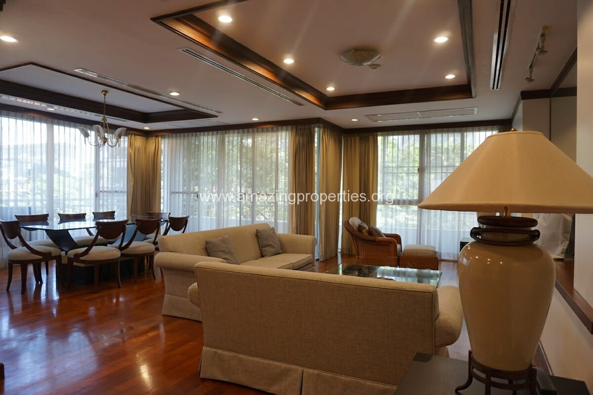2 Bedroom Apartment for Rent at Sawang Apartment