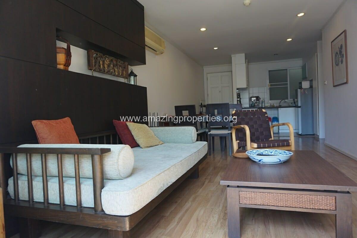 2 Bedroom Condo for Rent at Baan Siri Sathorn Yenakard