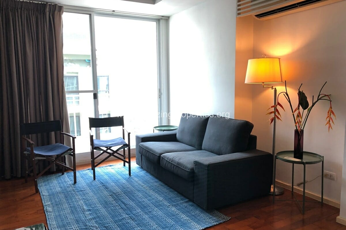 2 Bedroom Condo for Rent at Siri on 8