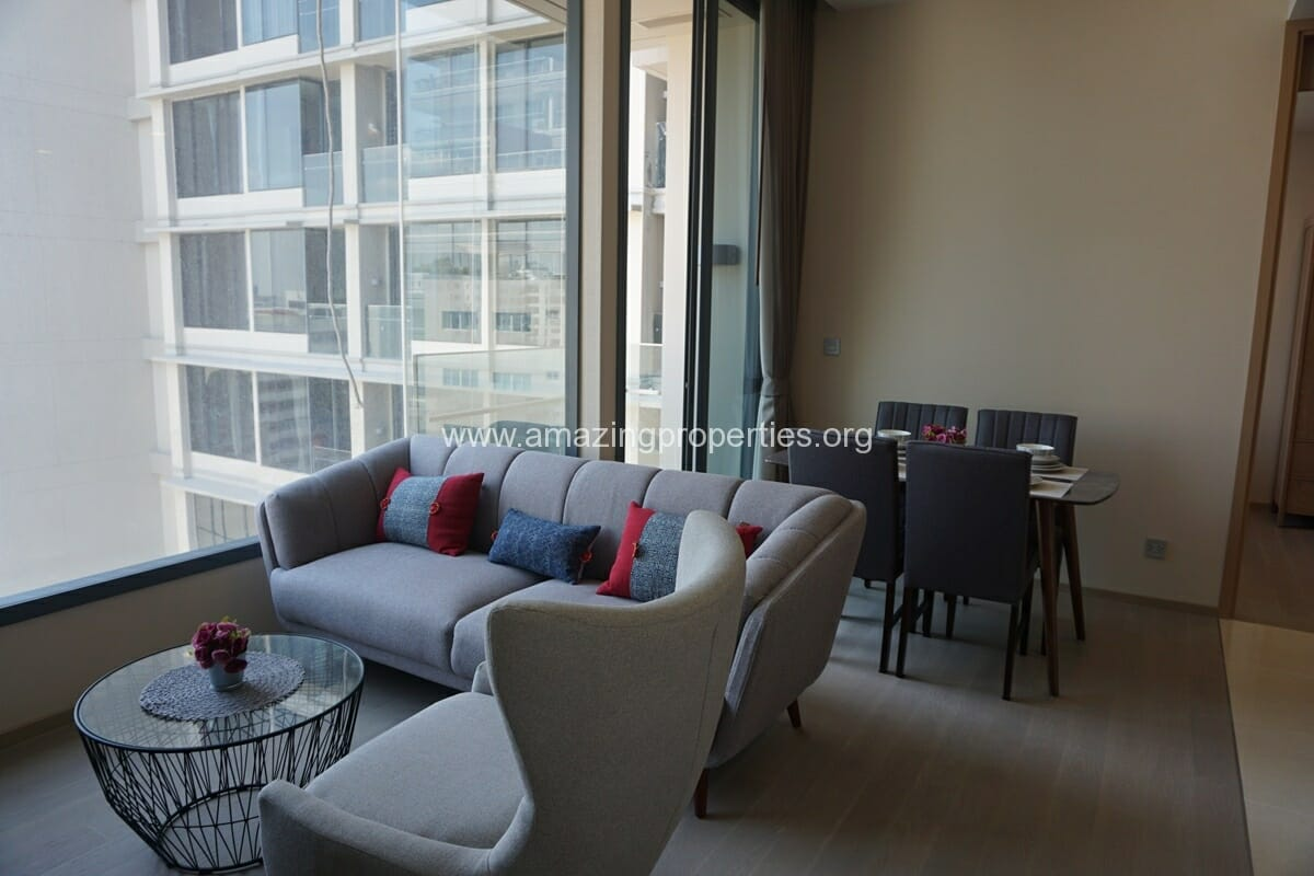 2 Bedroom Condo for Rent at The ESSE Asoke