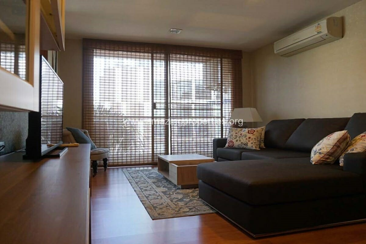2 Bedroom Condo for Rent at XVI Condominium